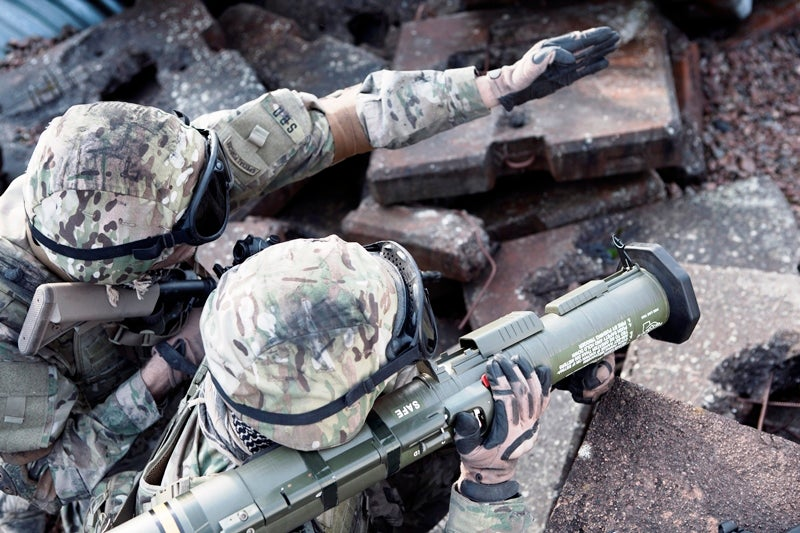 Latvian Armed Forces to acquire more AT4 weapon systems