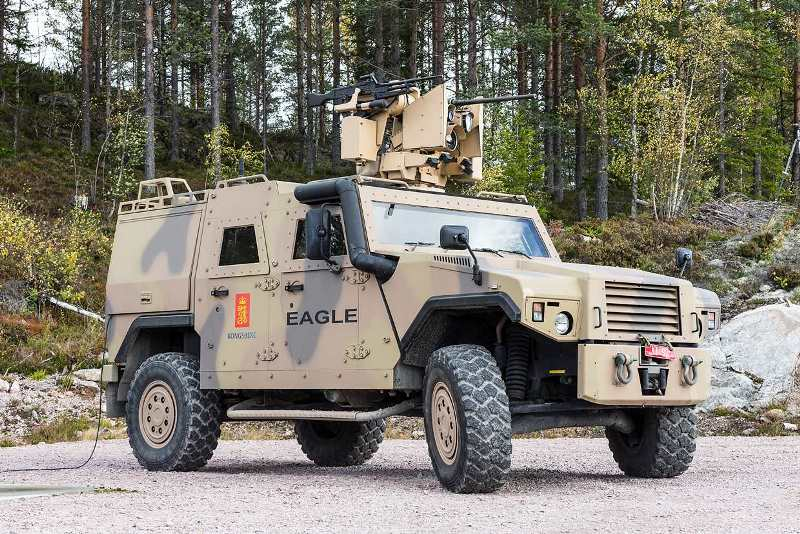 Kongsberg to supply C-UAS solution to German armed forces