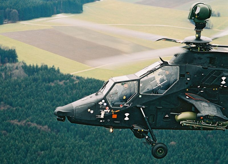 Airbus secures Tiger helicopter global support contract