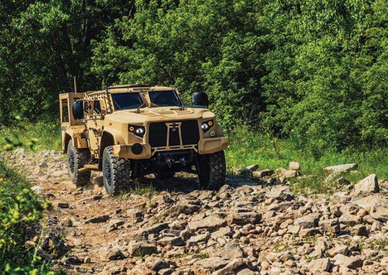 Oshkosh Defense wins contract to deliver JLTVs to US, Montenegro