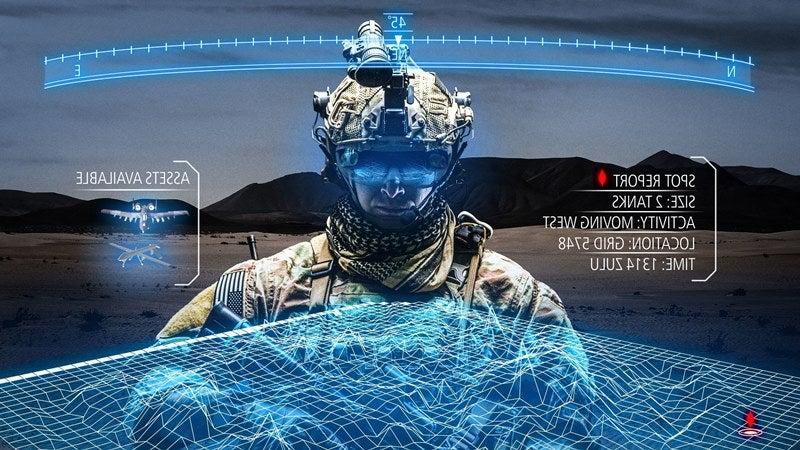 Raytheon exhibits new simulator to revolutionise military training