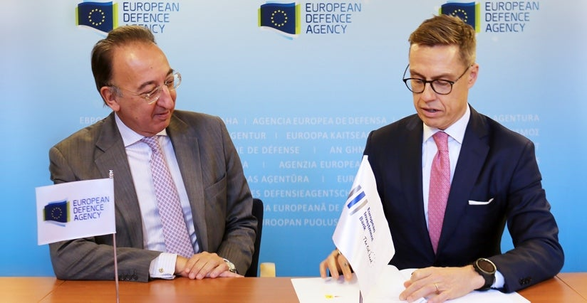 EDA, EIB sign lending arrangement to facilitate cooperative defence projects