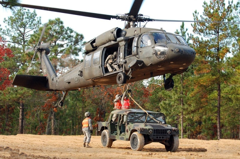 US Army National Guard to get 100 aircraft and Humvees in FY20