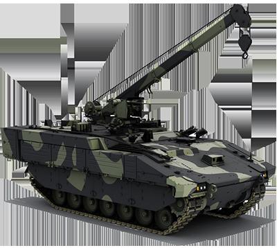 Apollo tank