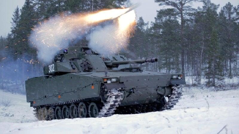 BAE Systems CV90
