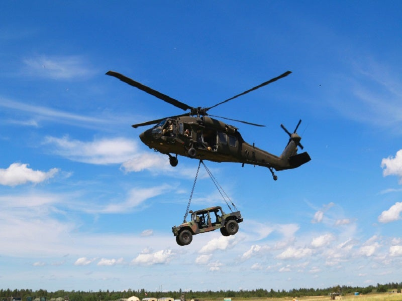 The Z-20 has a striking resemblance to the UH-60 helicopter. Image courtesy of Army Sgt. Priscilla Desormeaux.
