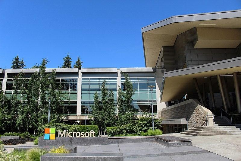 US Microsoft contract