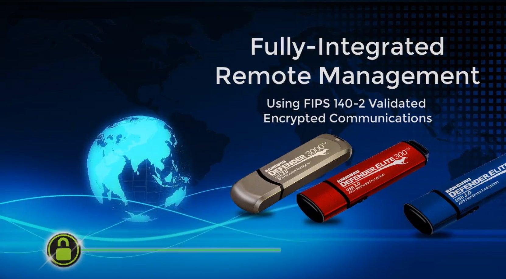 2. Kanguru Remote Management Console