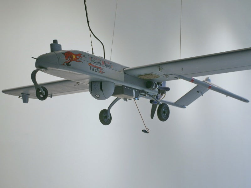 Shadow 200 RQ-7 Tactical Unmanned Aircraft System