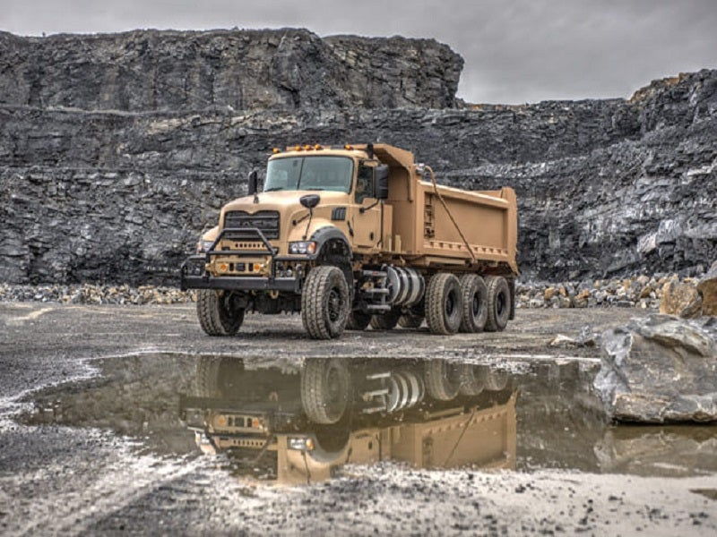 Image 2-M917A3 Heavy Dump Truck - Army Technology