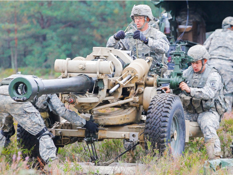 M119A1/A2 Howitzer