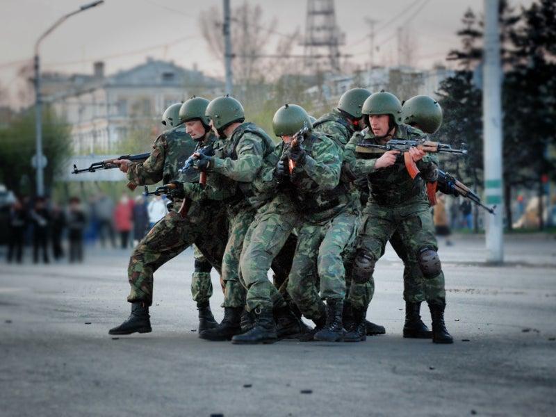 Low-Intensity Warfare: Macroeconomic Trends