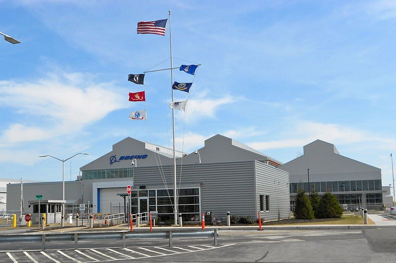 Covid-19: Boeing suspends production at Pennsylvania facilities
