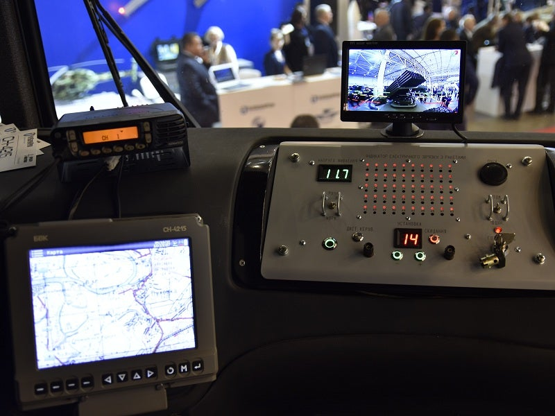 The MRLS features a new digital fire control system. Credit: UkrObronProm.