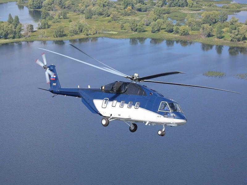 Mi-38T Multi-Purpose Helicopter