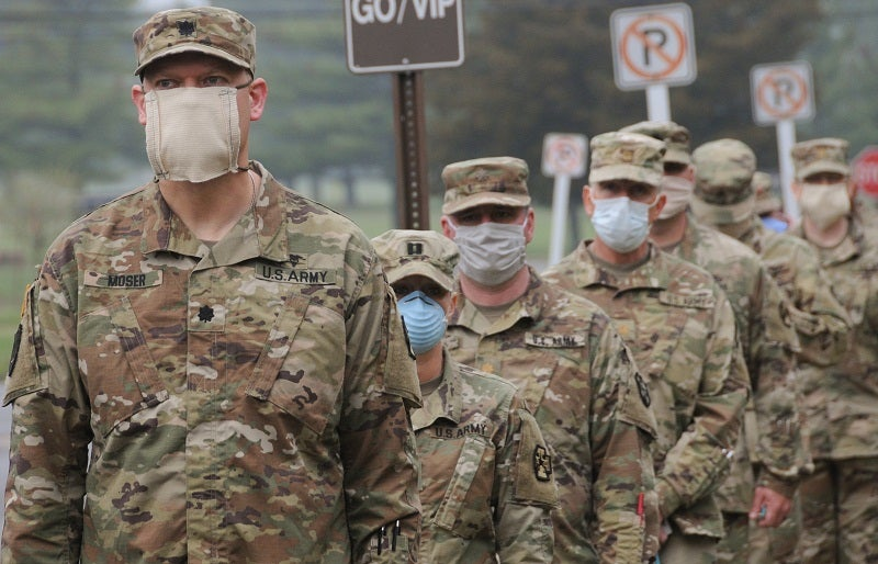 US Army mobilises medical task forces for communities hit by Covid-19