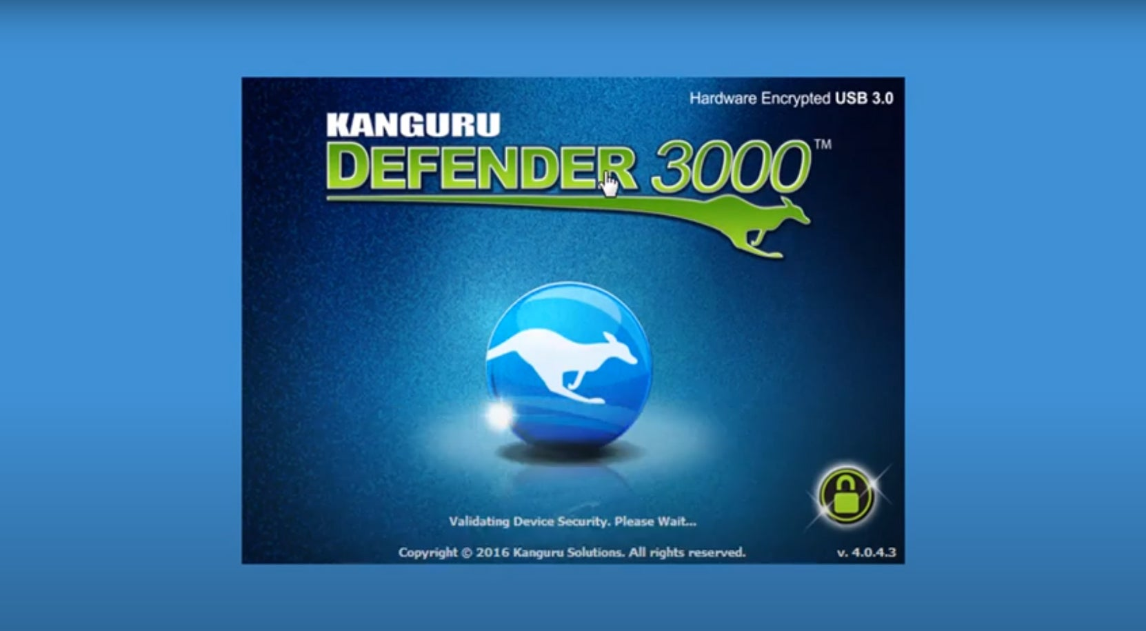 6. How to Easily Login and Logout of Your Kanguru Defender Secure Drive
