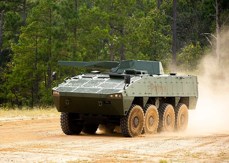 Patria US Army