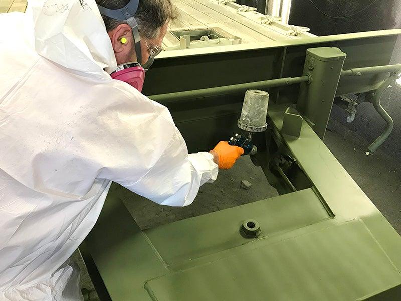 Corrosion Prevention Control & Repair
