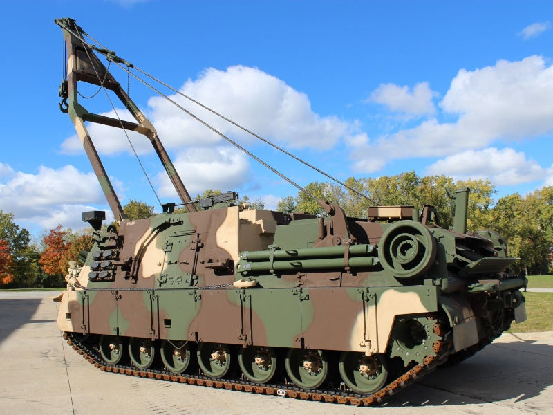 M88A3 Hercules