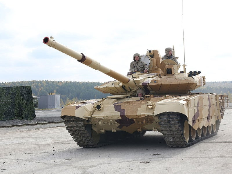 Image 1-T-90MS MBT