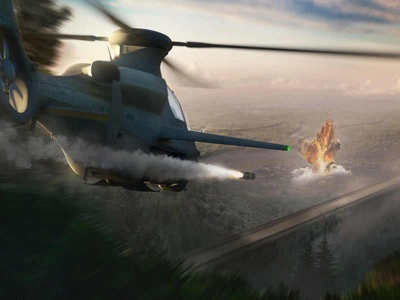 The first flight of the helicopter is expected in fall 2023. Image courtesy of Bell Textron Inc.
