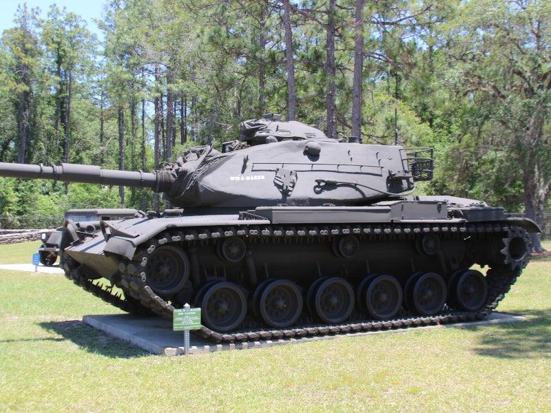 M60A3 – Main Battle Tank (M60)