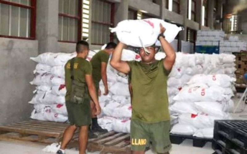 Philippine army brigade conducts 3,000 quarantine security operations