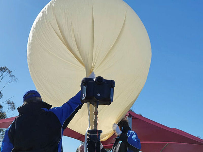 ADF balloons