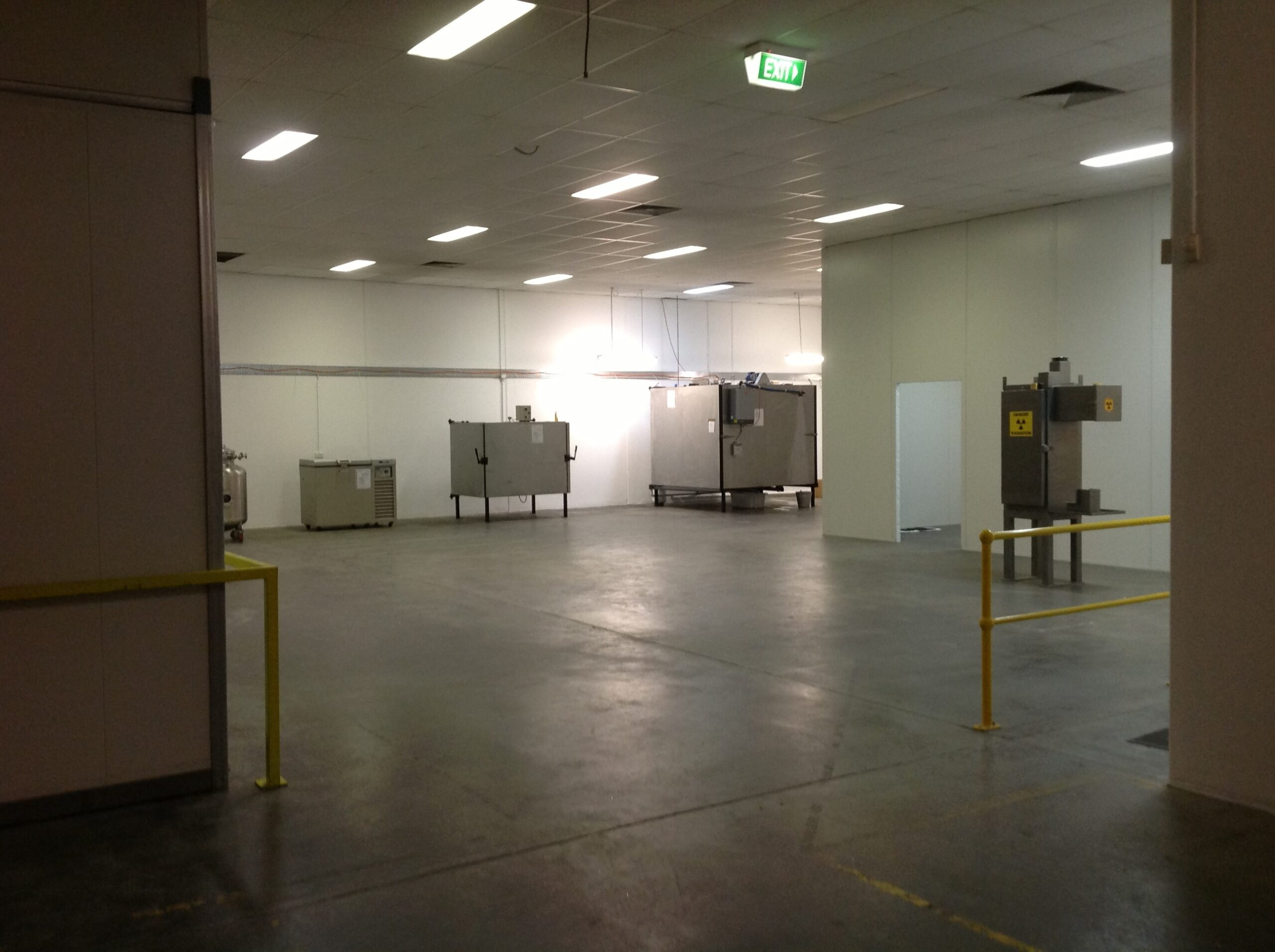 Conditioning Bay