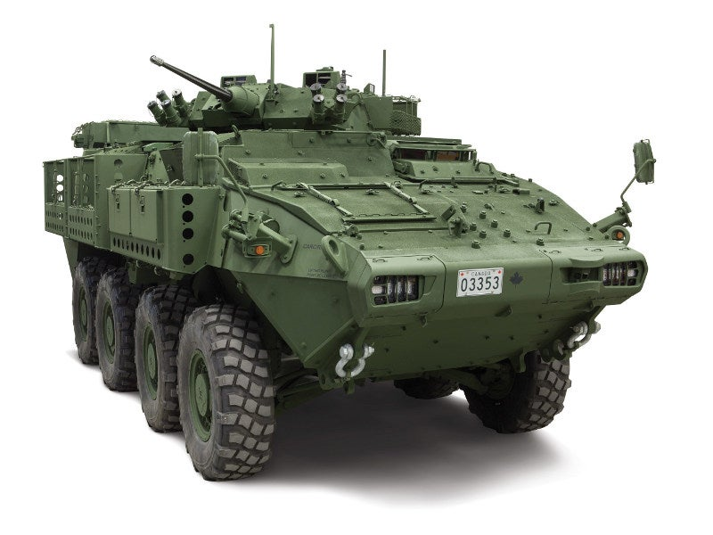 The Canadian Army plans to upgrade the entire fleet of the existing LAV III armoured vehicles to the 6.0 configuration to extend its service life to 2035. The Canadian Army plans to upgrade the entire fleet of the existing LAV III armoured vehicles to the 6.0 configuration to extend its service life to 2035.