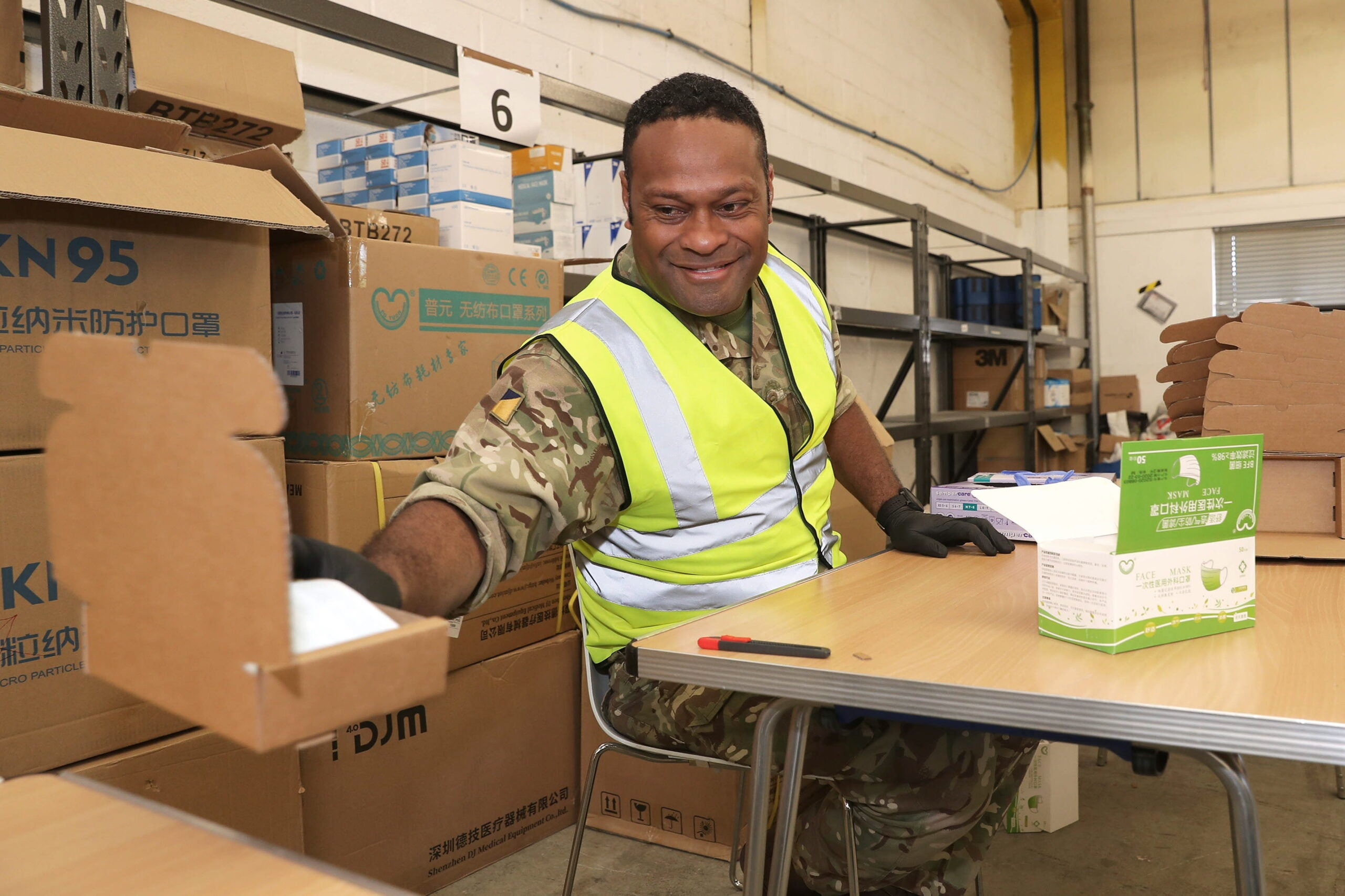 Serve On Portsmouth Community Resilience Team Armed Forces