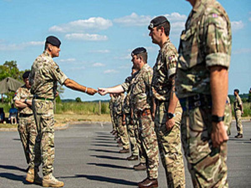 UK Cyber Regiment