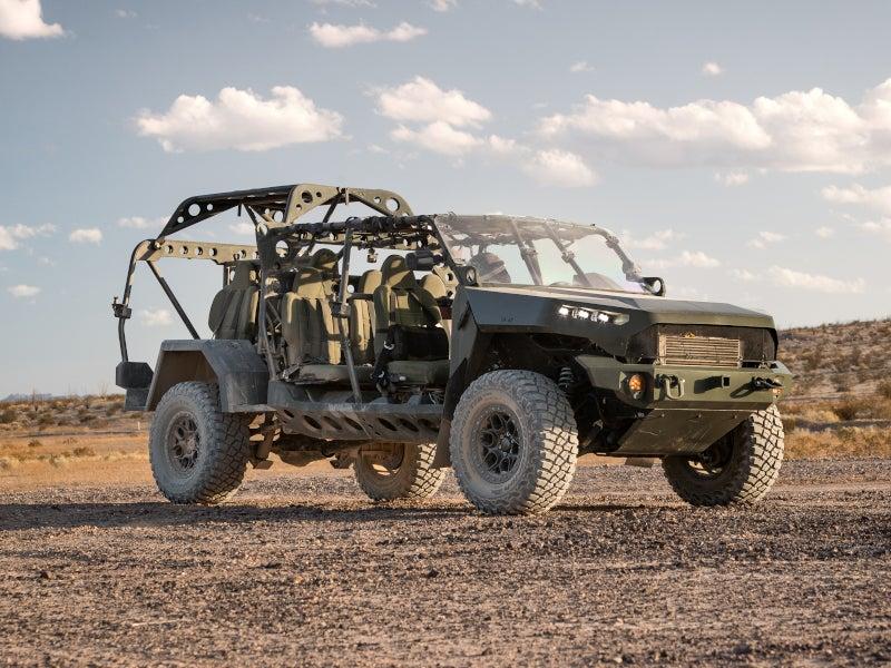 GM Defense Infantry Squad Vehicle (ISV)
