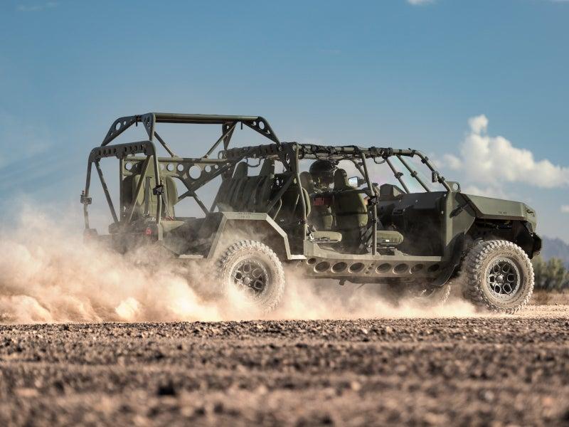 Image 3-GM Defense Infantry Squad Vehicle
