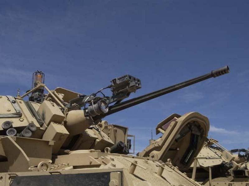 Type-X Robotic Combat Vehicle