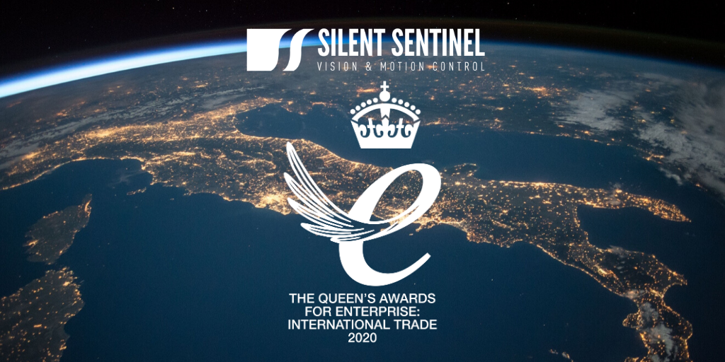 Silent Sentinel Ltd win Queen's Award