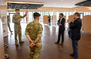 £200 million announced for vital improvements to troops accommodation