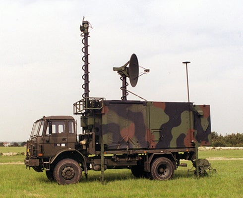 GEMCO_Military RCU Mast Vehicle_490x400