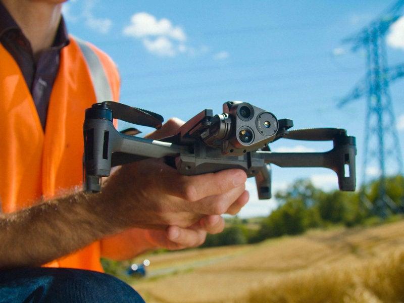 Parrot ANAFI USA UAV