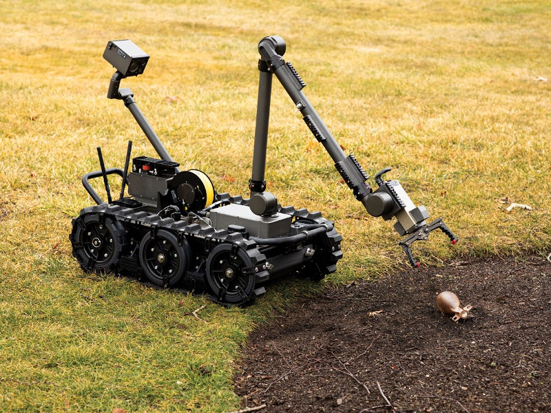 Centaur Unmanned Ground Vehicle
