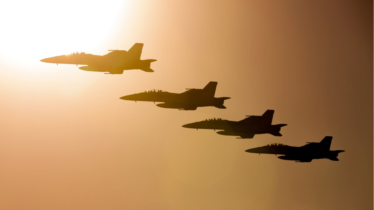 Aerospace and Defence Trends Timeline