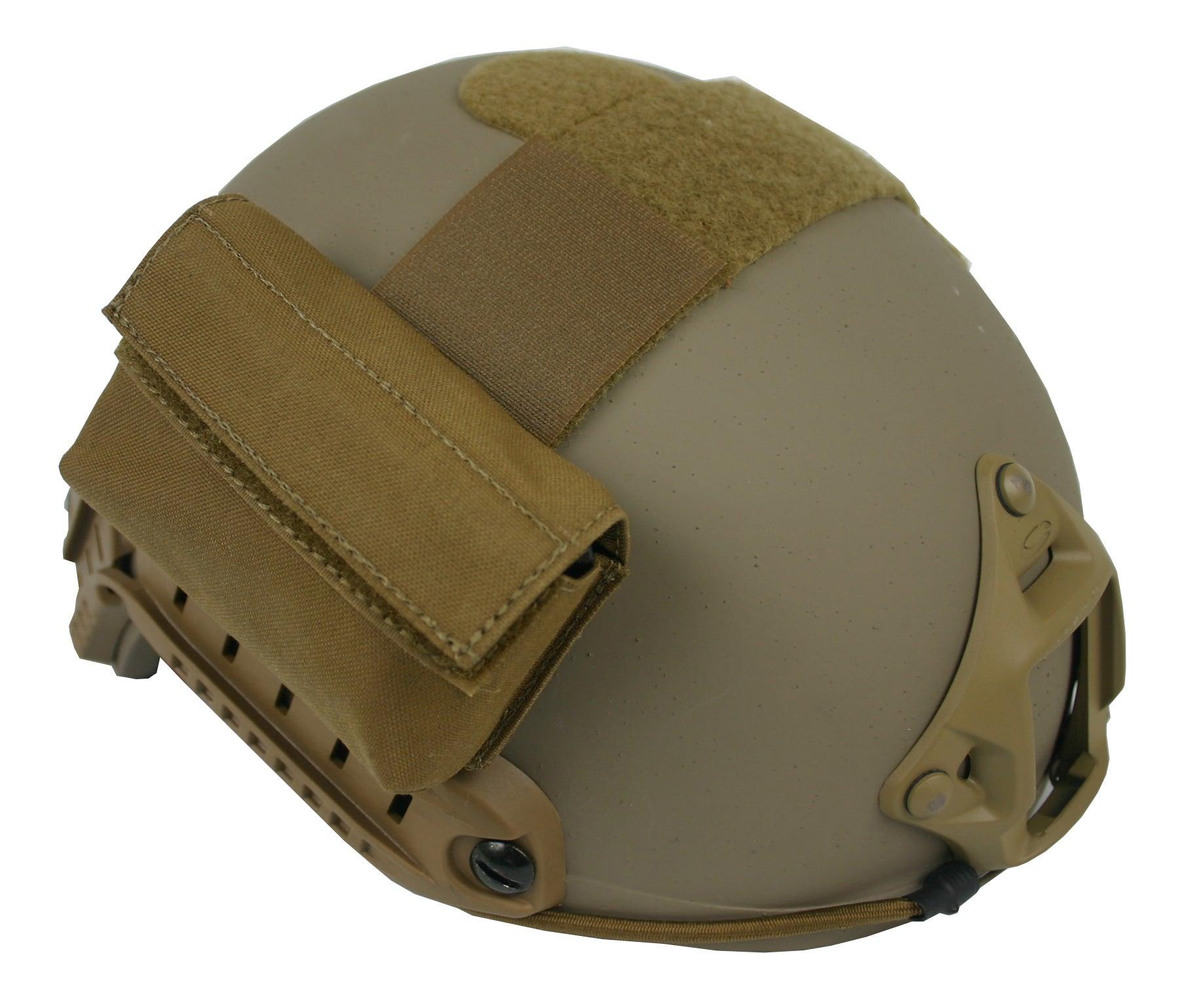 Battery for helmet (velcro)