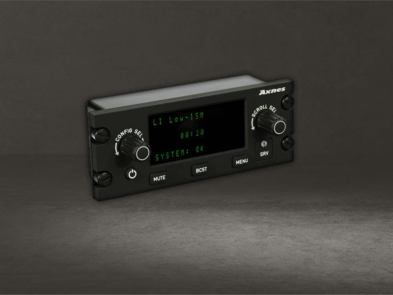 CP50 Control Panel