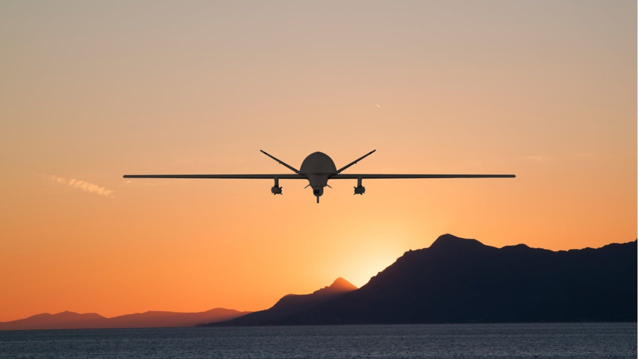 Drones Technology Trends