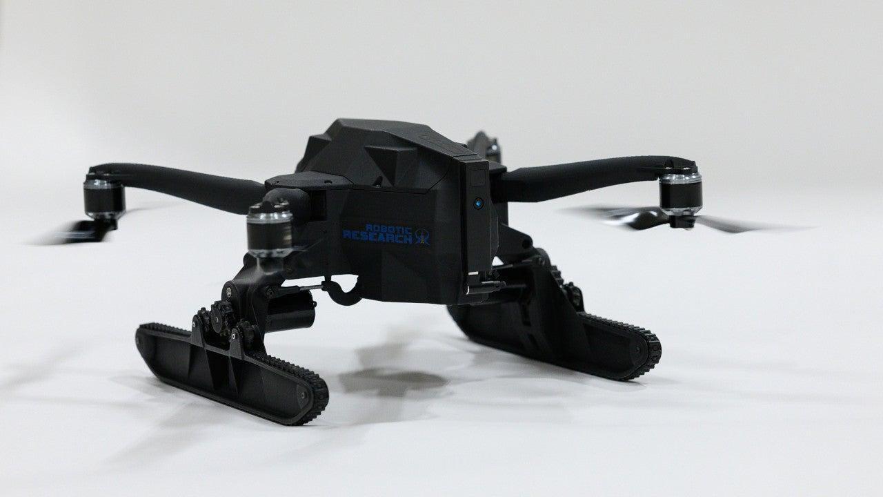 Pegasus Family of Autonomous Robotic Systems