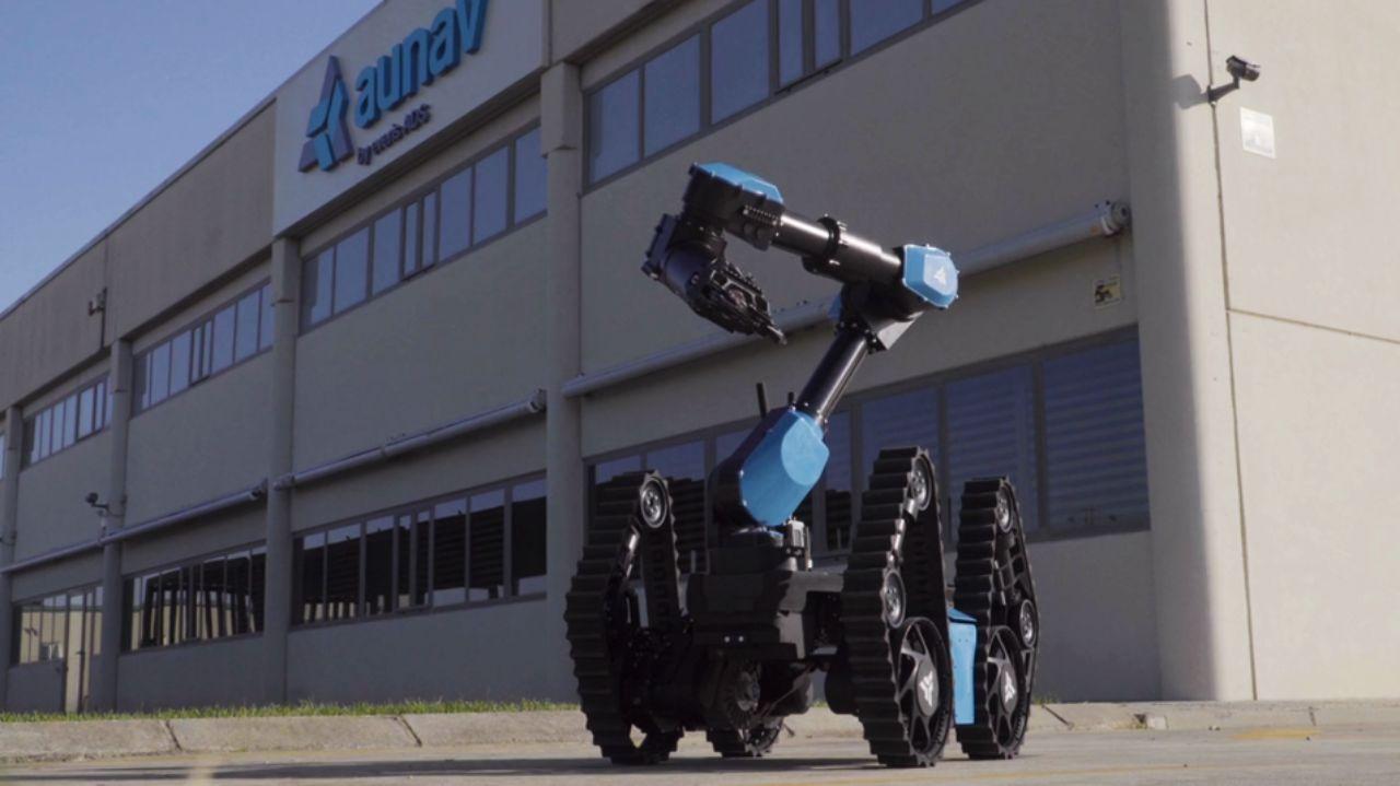aunav robot