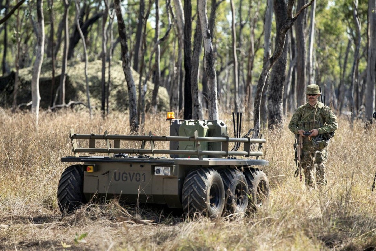 ADF Academy to use two Mk6 unmanned ...