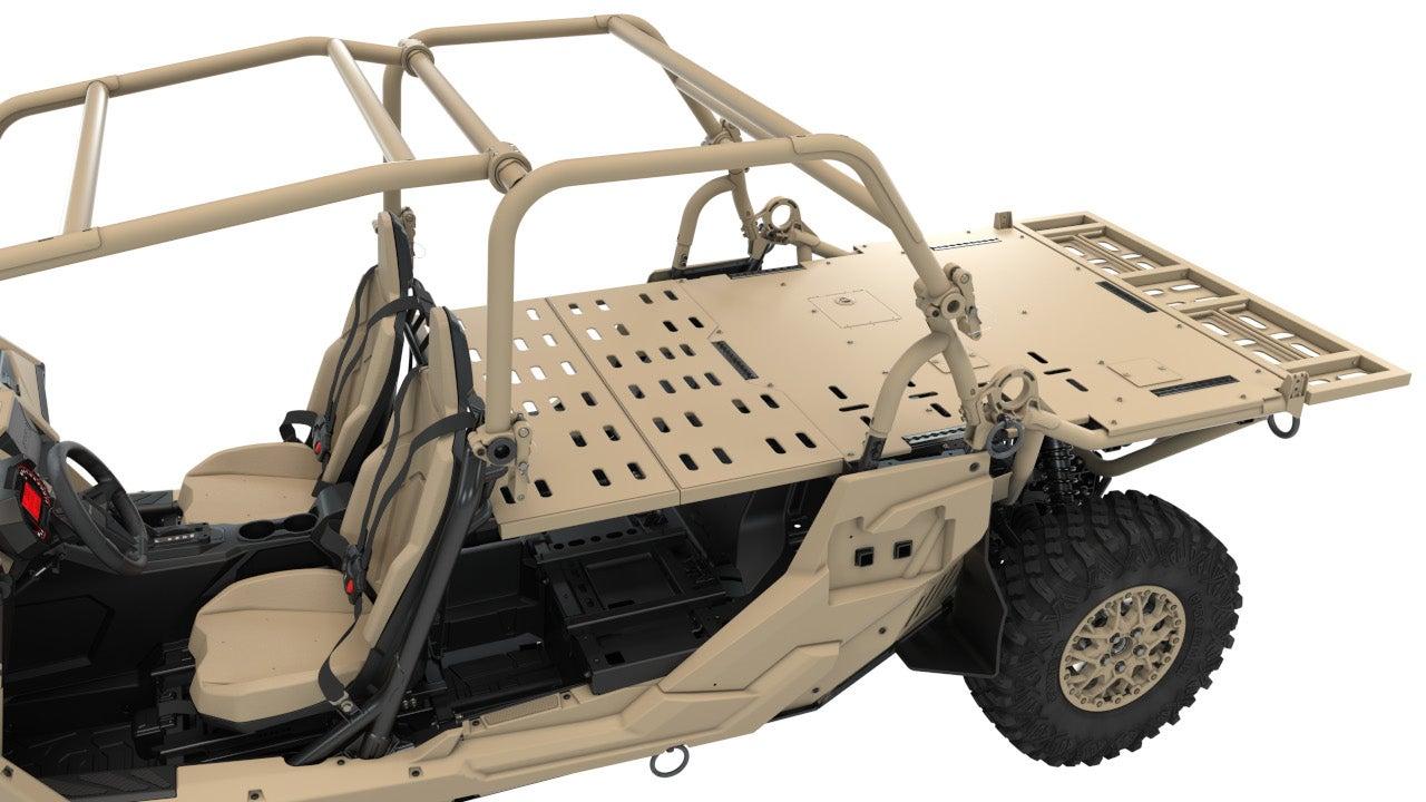 Image 5-MRZR Alpha Light Tactical Vehicle