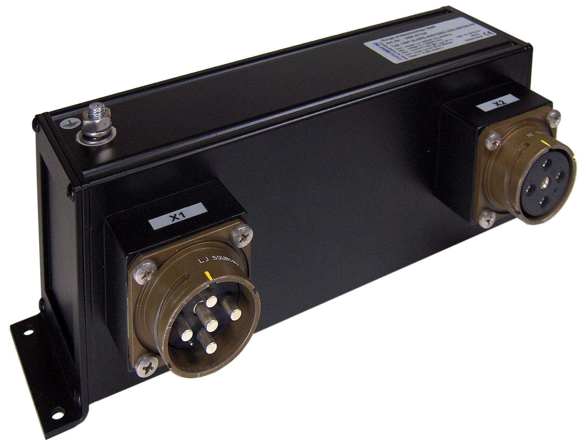 USP Custom Specific